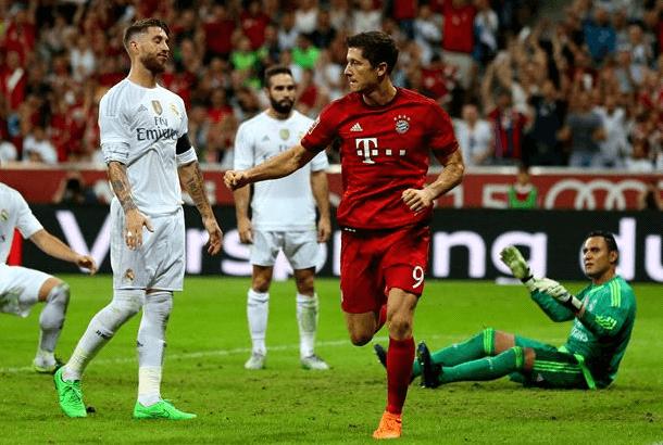 Real Madrid vs FC Bayern