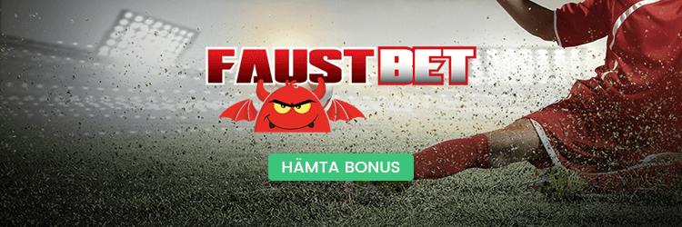 FaustBet Banner