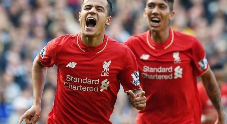Liverpool Coutinho Firmino