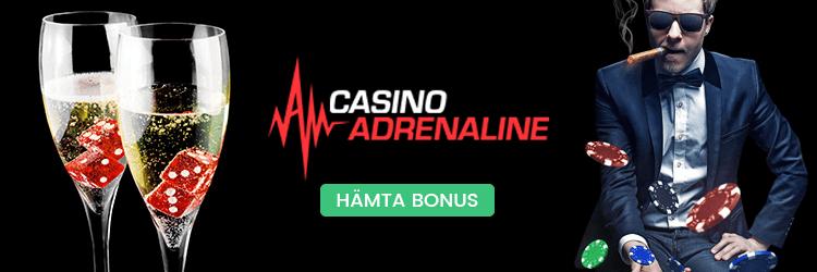 CasinoAdrenaline Banner