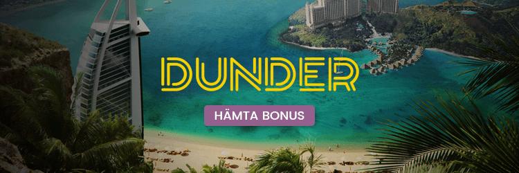 Dunder Banner